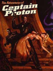 Cover Captain Proton Comic