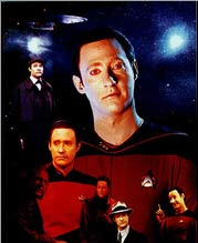 Lt. Cmdr. Data
